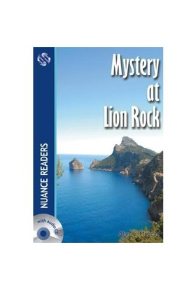 Mystery at Lion Rock +CD (Nuance Readers Level–3)