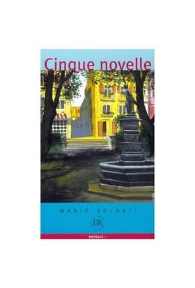 Cinque Novelle (Livello - 2) 1200 Parole-Mario Soldati