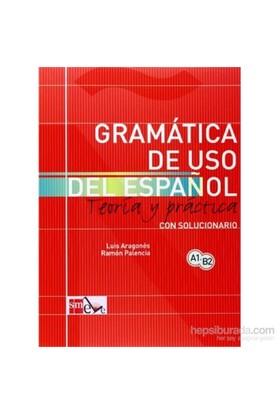 Gramatica De Uso Del Espanol A1 & B2 - Luis Aragones