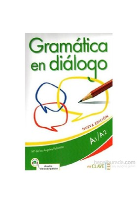 Gramática En Diálogo A1-A2 +Audio Descargable-Maria De Los Angeles Palomino