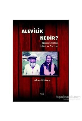 Alevilik Nedir-Ahmet Güven
