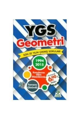 Örnek Akademi YGS Geometri Son 22 Yılın Çıkmış Soruları