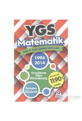 Örnek Akademi Ygs Matematik Son 22 Yılın Çıkmış Soruları-Kolektif
