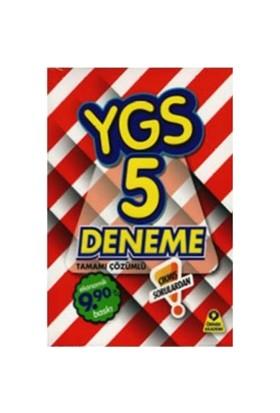 Örnek Akademi Ygs 5 Deneme Tamamı Çözümlü-Komisyon