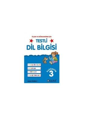 Yıldız Yayınları 3.Sınıf Testli Dilbilgisi