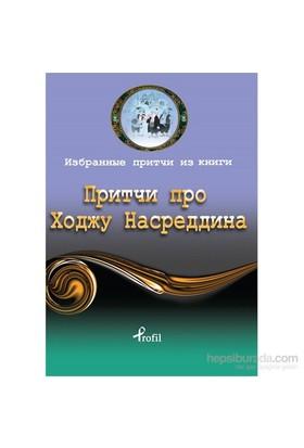 Rusça Seçme Hikayeler Nasreddin Hoca-Kolektif