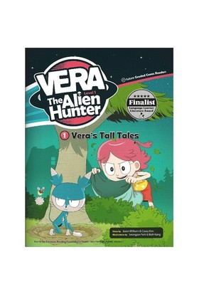 Vera'S Tall Tales (Vera The Alien Hunter 1)