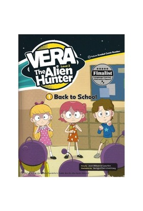 Back To School (Vera The Alien Hunter 2)-Casey Kim