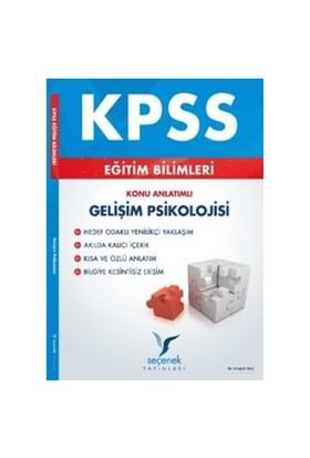 Seçenek Kpss Eğitim Bilimleri Gelişim Psikolojisi Konu Anlatımlı-Ertuğrul Talu