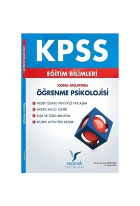 Seçenek Kpss Eğitim Bilimleri Öğrenme Psikolojisi Konu Anlatımlı-Ertuğrul Talu