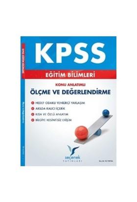 Seçenek Kpss Eğitim Bilimleri Ölçme Ve Değerlendirme Konu Anlatımlı-Veli Toptaş