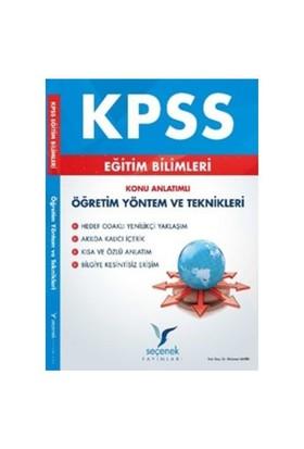 Seçenek Kpss Eğitim Bilimleri Öğretim Yöntem Ve Teknikleri Konu Anlatımlı-Mehmet Şahin