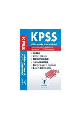 Seçenek Kpss Eğitim Bilimleri Konu Anlatımlı Set 6 Lı-Kolektif