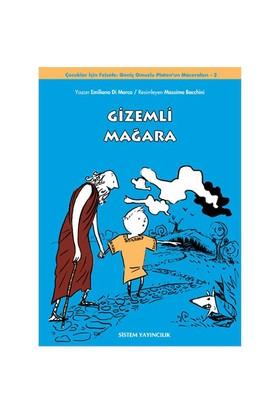 Çocuklar İçin Felsefe: Geniş Omuzlu Platon'Un Maceraları -2- Gizemli Mağara-Massimo Bacchini