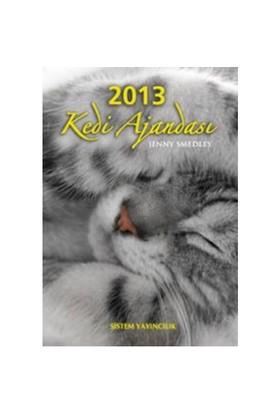 2013 Kedi Ajandası-Jenny Smedley
