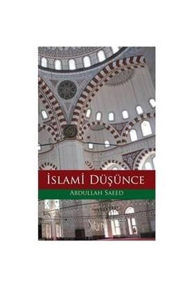 İslami Düşünce-Abdullah Saeed
