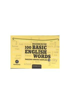 Redhouse 100 Basic English Words 1 Sarı