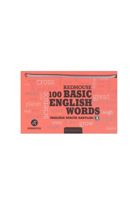 Redhouse 100 Basic English Words 3 Narçiceği