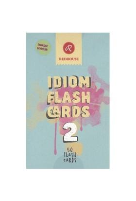 Redhouse Idiom Flash Cards 2 (İngilizce Deyim Kartları 2)-Kolektif