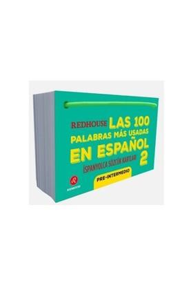Redhouse: İspanyolca Sözcük Kartları 2 Orta Öncesi Düzey-Kolektif