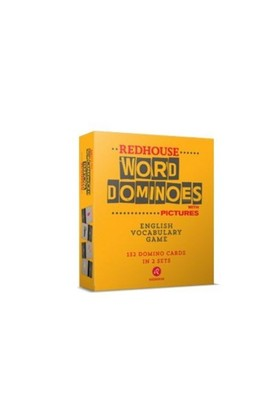 Word Dominoes With Pictures (Domino İle Resimli Sözcük Oyunu)