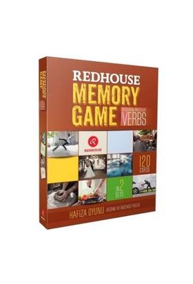 Redhouse Memory Game-Düzenli Ve Düzensiz Fiiller Hafıza Oyunu-Kolektif