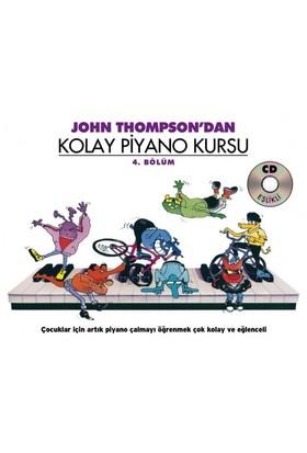 Porte Kolay Piyano Kursu 4 / John Thompson-Kolektif