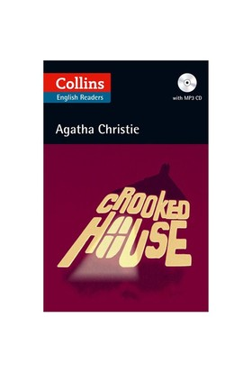 Crooked House +Cd (Agatha Christie Readers)-Agatha Christie