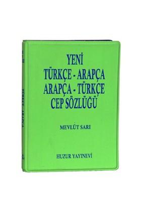 Arapça-Türkçe Cep Sözlüğü
