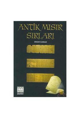 Antik Mısır Sırları - Erhun Candan