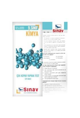 9. Sınıf Kimya Yaprak Test (24 Test)