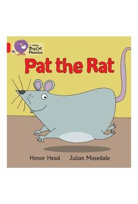 Pat The Rat (Big Cat Phonics-2A Red)