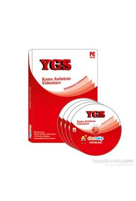 Derstakip Ygs Hazırlık Tüm Dersler Eğitim Seti 4 Dvd