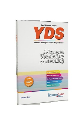 Yds Advanced Vocabulary And Reading
