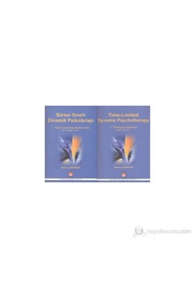 Süresi Sınırlı Dinamik Psikoterapi 1. Atölye Çalışması Malzelemeleri - Time-Limited Dynamic Psychotherapy 1. Workshop Materials-Hanna Levenson