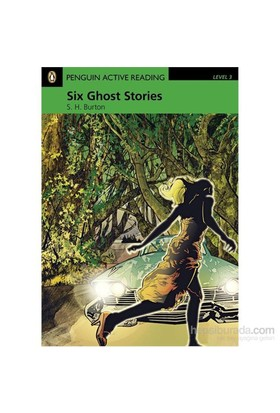 Plar3:Six Ghost Stories Book And Cd-Rom Pack 1St Edition - Paper-S. H. Burton