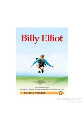 PLPR3:Billy Elliot - Melvin Burgess