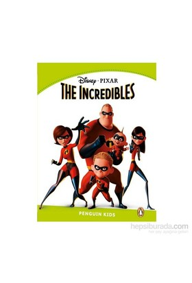 Penguin Kids 4 The Incredibles Reader-Helen Parker