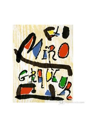 Miro Engraver, Volume I: 1928–1960-Jacques Dupin