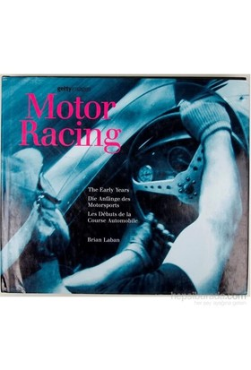 Motor Racing: The Early Years-Brian Laban