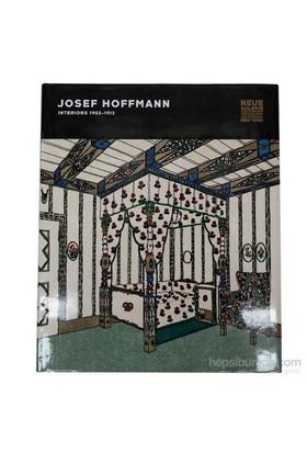 Josef Hoffmann: Interiors 1902–1913-Christian Witt-Dörring
