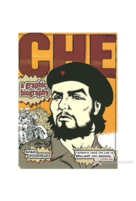 Che: A Graphic Biography-Spain Rodriguez