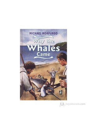 Why The Whales Came-Michael Morpurgo