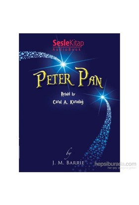 Peter Pan (İngilizce) - J.M.Barrie