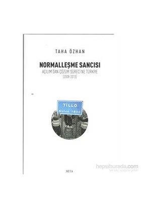 Normalleşme Sancısı-Taha Özhan