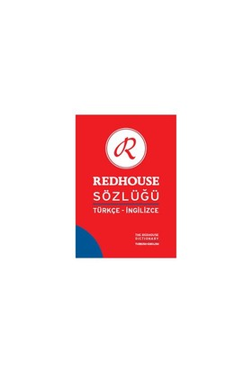 Red House Sözlüğü / Türkçe - İngilizce