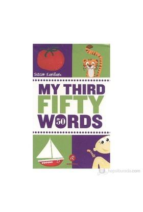 Sözcük Kartları: My Third Fifty Words (Üçüncü Elli Sözcüğüm)-Kolektif