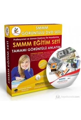 SMMM Yeterlilik Vergi Hukuku Görüntülü Eğitim Seti 8 DVD + Rehberlik Kitabı
