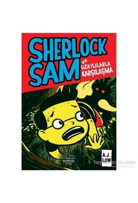 Sherlock Sam Ve Uzaylılarla Karşılaşma - A.J Low
