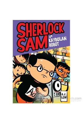 Sherlock Sam Ve Kaybolan Robot - A.J Low